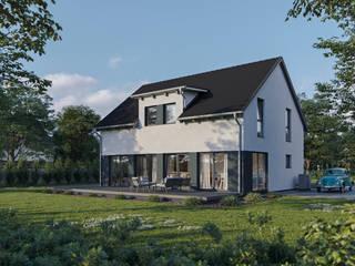 1,5 Geschosser von bauen.wiewir GmbH & Co KG