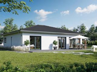 Bungalow Modern von bauen.wiewir GmbH & Co KG