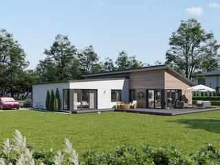 Design Bungalow :   von bauen.wiewir GmbH & Co KG