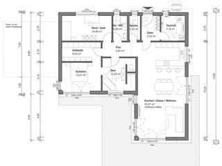 Design Bungalow von bauen.wiewir GmbH & Co KG