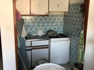 Remodelação Cozinha Antiga:   por OCCO