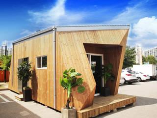 Moderne Häuser von 공간제작소(주) Modern