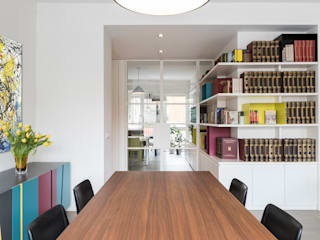 Livings de estilo moderno de Archifacturing Moderno