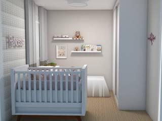 Phòng ngủ by ML Designer de Interiores