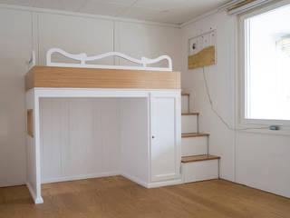 Classic style bedroom by Falegnameria Grelli Danilo Classic