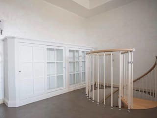 Colonial style living room by Falegnameria Grelli Danilo Colonial