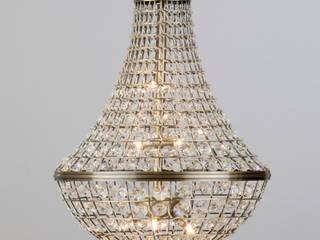 Crystal Basket Range from Litecraft Litecraft Living roomLighting Perunggu