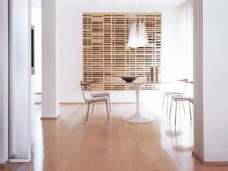 Modern dining room by roberto lazzeroni Modern