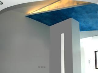 Modern living room by Pecoramelloarchitetti Modern