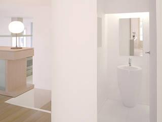 Mediterranean style bathrooms by roberto lazzeroni Mediterranean
