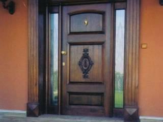 Erim Mobilya  – giriş_kapısı_masif_ahşap:  tarz Ahşap kapılar