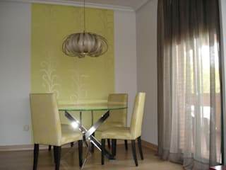 Decoración en viviendas privadas de Traza Naranja SLU Moderno