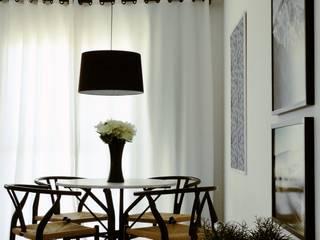 Amanda Carvalho - arquitetura e interiores: minimalist tarz , Minimalist