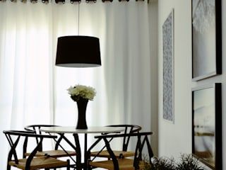 minimalist  by Amanda Carvalho - arquitetura e interiores, Minimalist