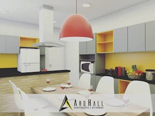 Classic style kitchen by Arqhall Arquitetura e Gerenciamento Classic