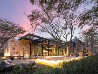 Restaurante Ixi'im Gastronomía de estilo ecléctico de Central de Proyectos SCP Ecléctico