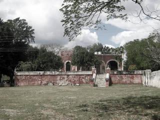 Restauración Hacienda San Antonio Chablé para Chablé Resort de Central de Proyectos SCP