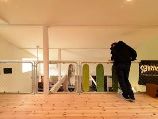 加藤淳一級建築士事務所 Nursery/kid's room