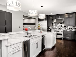 Main Line Kitchen Design Kitchen Quartz White