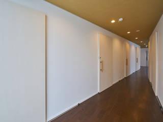 川越のグループホーム ミニマルスタイルな 壁&床 の 山本晃之建築設計事務所 ミニマル