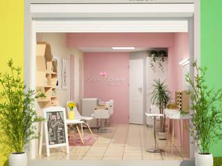 Citlali Villarreal Interiorismo & Diseño Espaces commerciaux modernes