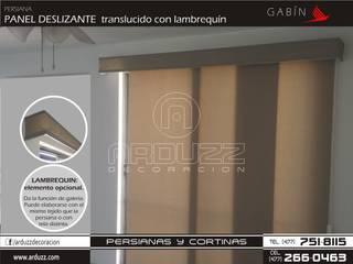 Modern living room by ARDUZZ Decoracion Modern