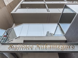 RNM: <DISPENSER>architects 小野修 一級建築士事務所が手掛けた家です。,