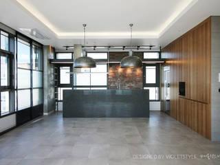 바이올렛스타일 Salon moderne