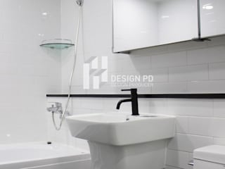 Modern bathroom by 디자인 PD Modern