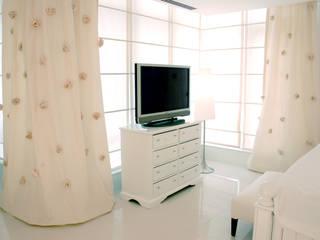 Ser Perdelik Döşemelik & Duvar kağıdı – Yatak Odası:  tarz
