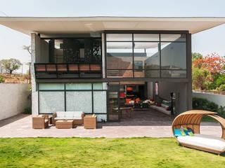 by Krishnan+Parvez+architects