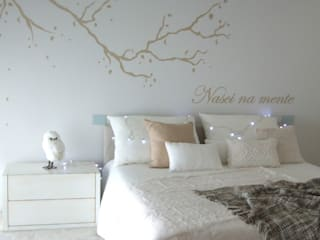 MAMAISON Atelier Interiores Modern nursery/kids room White