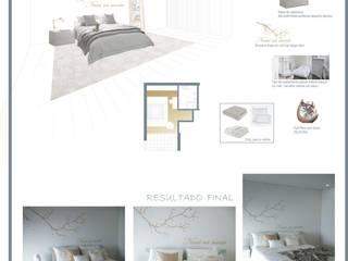 modern  by MAMAISON Atelier Interiores, Modern