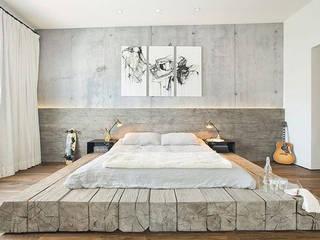 Platto Creative Works – Yatak Odası Tasarımları:  tarz
