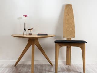 Veizla Side Table von Pemara Design Skandinavisch