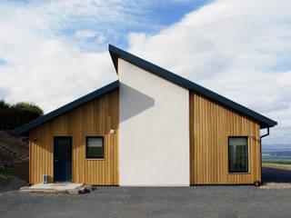 Kirrie Casas modernas de Woodside Parker Kirk Architects Moderno