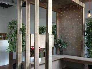 Plywood + Bolts Woodside Parker Kirk Architects งานศิลปะแต่งบ้านงานศิลปะอื่นๆ แผ่นไม้อัด Plywood