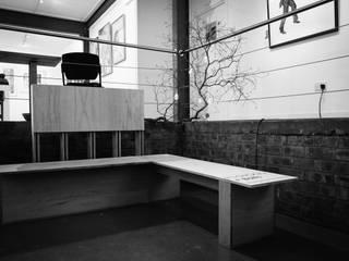 Plywood + Bolts Woodside Parker Kirk Architects งานศิลปะแต่งบ้านงานศิลปะอื่นๆ