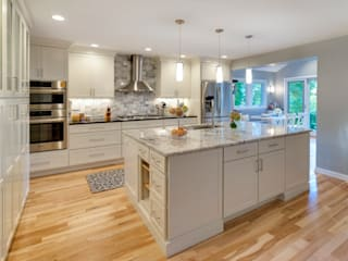 Ardmore Library Kitchen Tour Featured Kitchen by Main Line Kitchen Design Classic