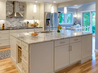 مطبخ تنفيذ Main Line Kitchen Design
