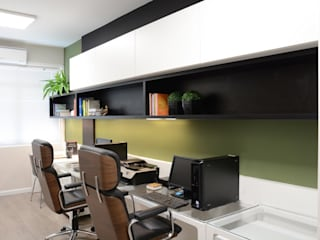 Study/office by Ambientta Arquitetura