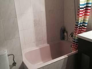 foto inicial baño:  de estilo  de GLOBALITEDECOSTUDIO