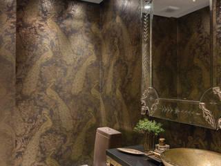 AMBIENTE 01 Banheiros clássicos por Leticia Athayde Arquitetura Clássico