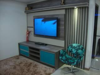 Home Sala por A. Borges Móveis Moderno