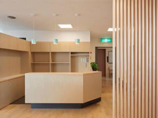 事務スペース: アラタデザイン 一級建築士事務所が手掛けたです。