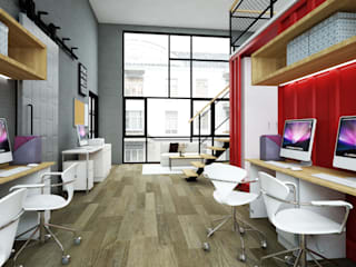 Juxta Interior Modern offices & stores