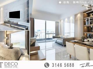 Park YOHO Venezia:   by Art Deco Design Ltd.