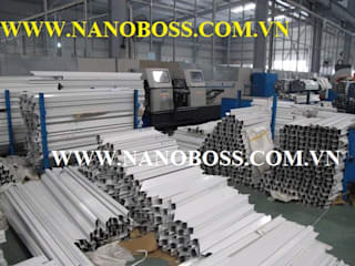 Dự án Nhôm Kính bởi Công ty Cổ Phần Tập đoàn Nano Boss