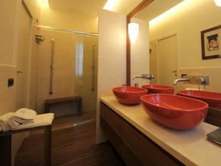 Falegnameria Ferrari ห้องน้ำ