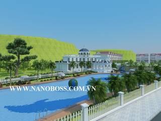 Resort Lào Cai bởi Công ty Cổ Phần Tập đoàn Nano Boss